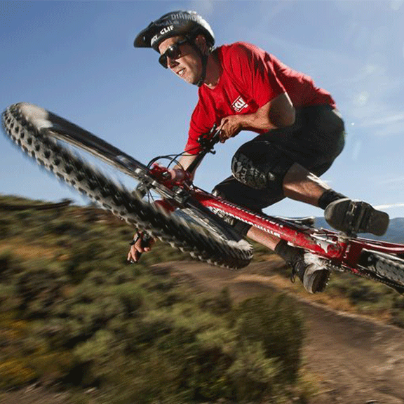 Image of Eric Porter Tabletop Jump MtbJumper Podcast